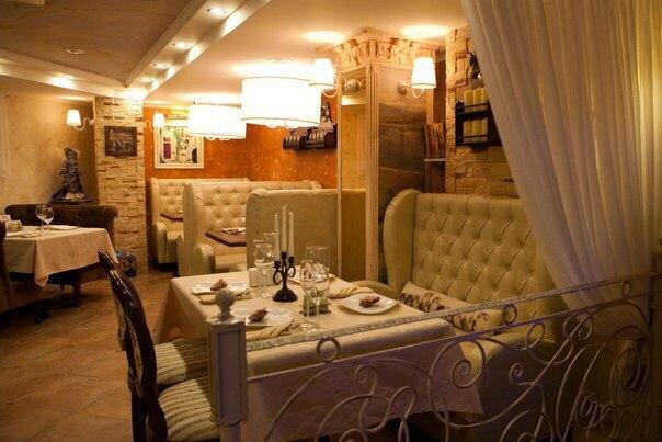 Ресторан Vanilla Sky фото