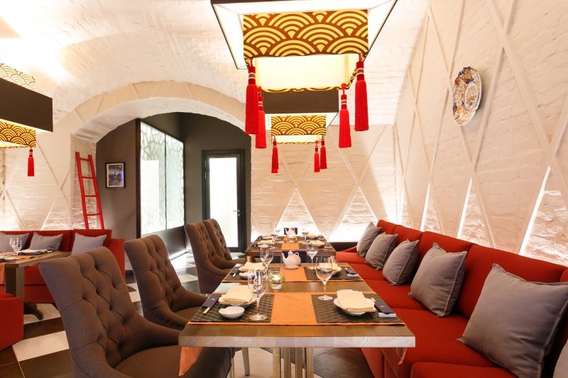 Ресторан Ginkgo (Гинкго) фото 14