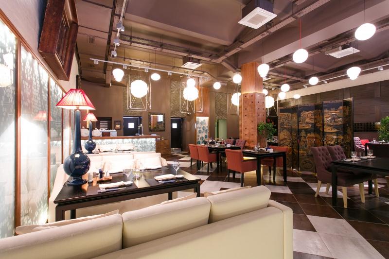 Ресторан Ginkgo (Гинкго) фото 13