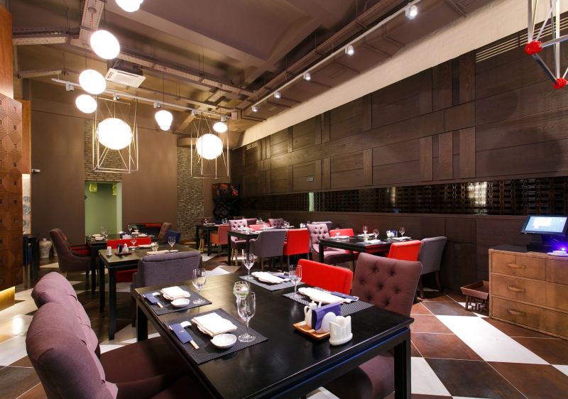 Ресторан Ginkgo (Гинкго) фото 8