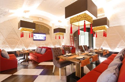 Ресторан Ginkgo (Гинкго) фото 3