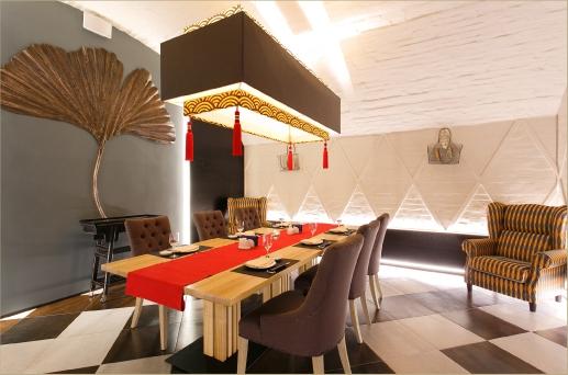 Ресторан Ginkgo (Гинкго) фото 15