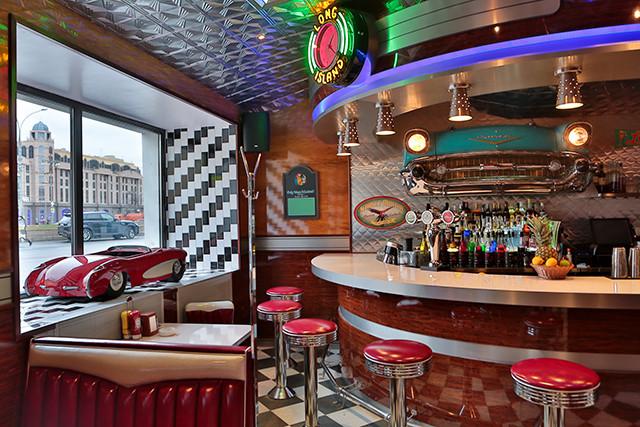 Ресторан Лонг Айленд Дайнер (Long Island Diner) фото