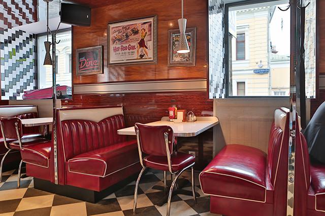 Ресторан Лонг Айленд Дайнер (Long Island Diner) фото 1