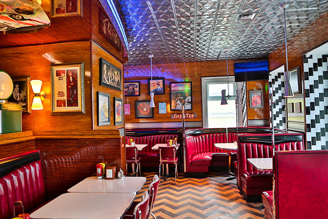 Ресторан Лонг Айленд Дайнер (Long Island Diner) фото 2