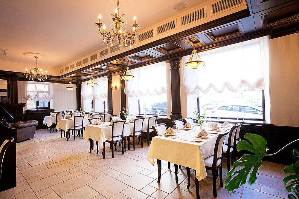 Ресторан Парламент фото 1