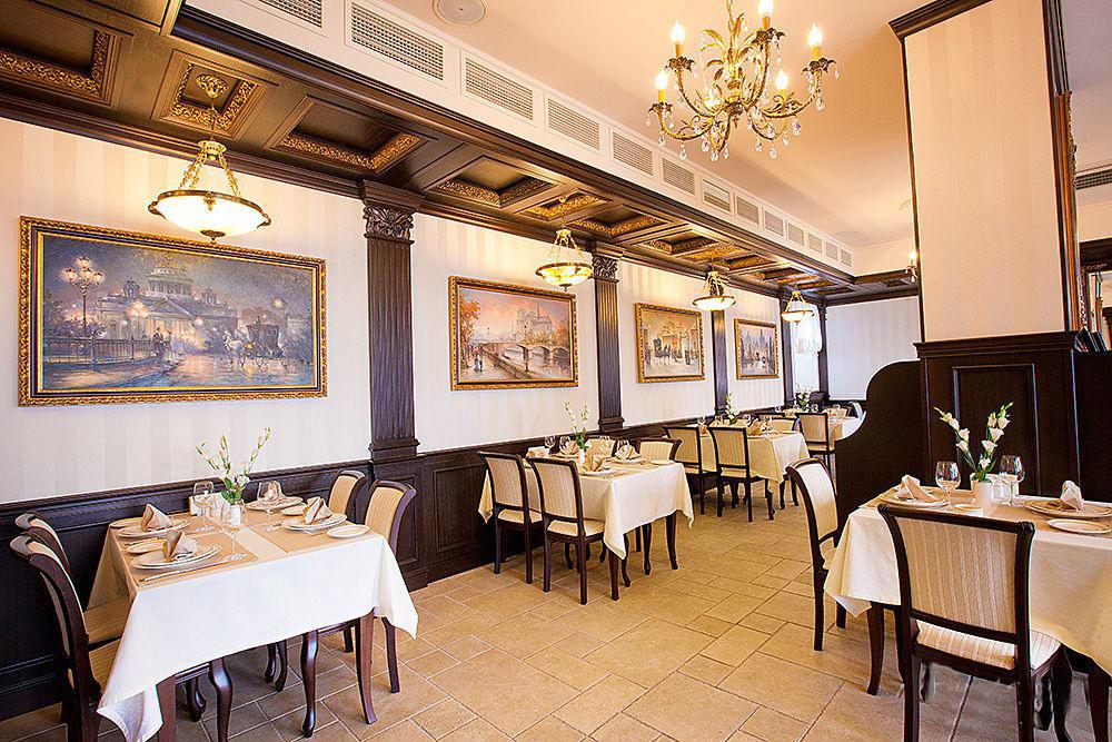 Ресторан Парламент фото 2