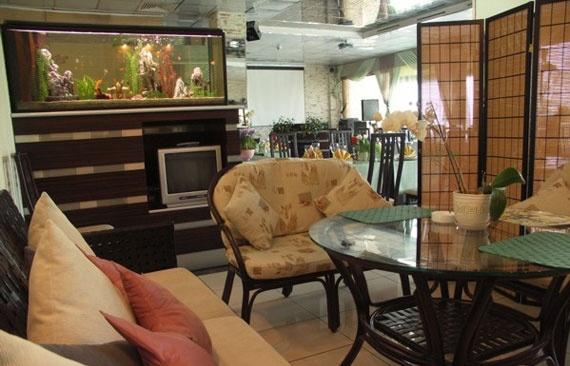 Ресторан Битцевский очаг фото 9