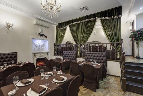 Ресторан Визит к Борсалино фото