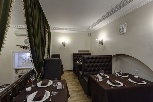 Ресторан Визит к Борсалино фото 2