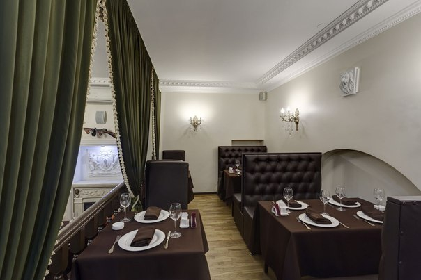 Ресторан Визит к Борсалино фото 7