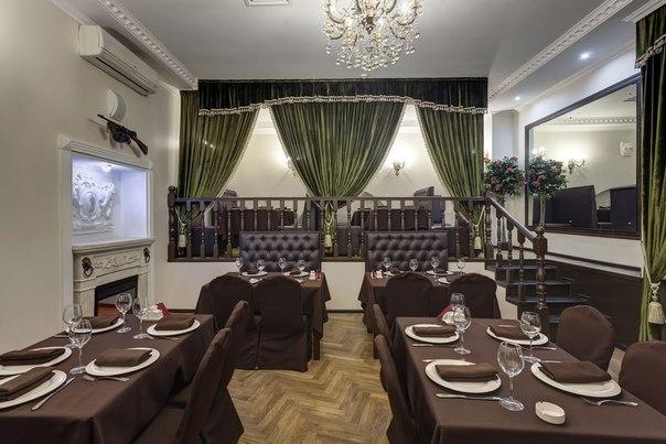 Ресторан Визит к Борсалино фото 9