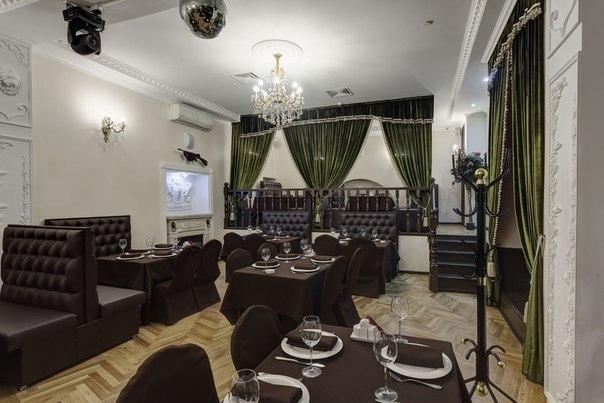 Ресторан Визит к Борсалино фото 14