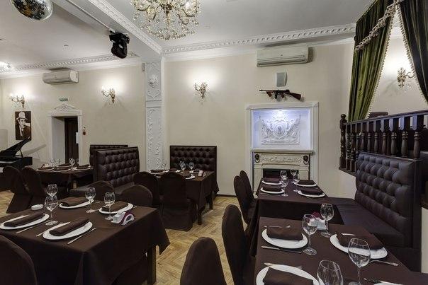 Ресторан Визит к Борсалино фото 15