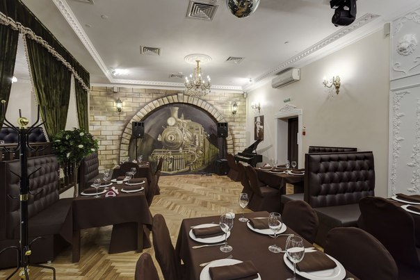 Ресторан Визит к Борсалино фото 24