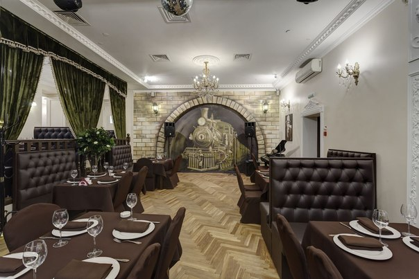 Ресторан Визит к Борсалино фото 25