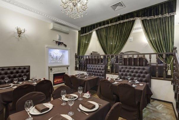 Ресторан Визит к Борсалино фото 26