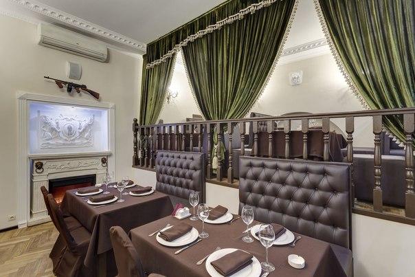 Ресторан Визит к Борсалино фото 28