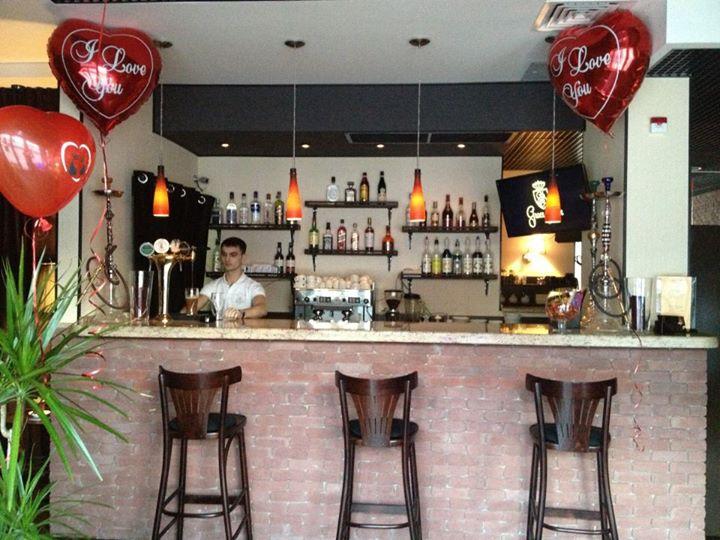 Кафе Grace Bar на Октябрьском Поле фото 7