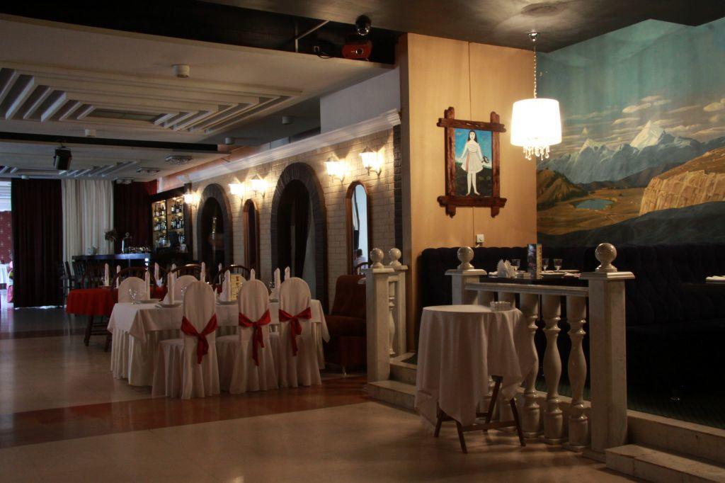 Ресторан Союз на Речном вокзале (Гостиница Союз / Левобережная улица) фото 4