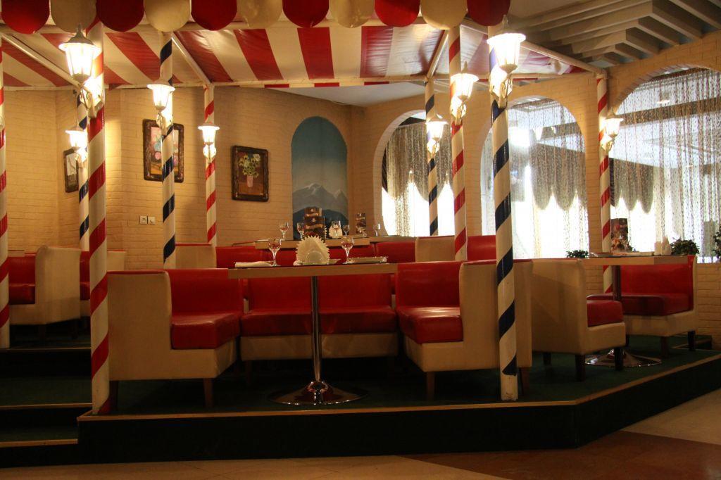 Ресторан Союз на Речном вокзале (Гостиница Союз / Левобережная улица) фото 9