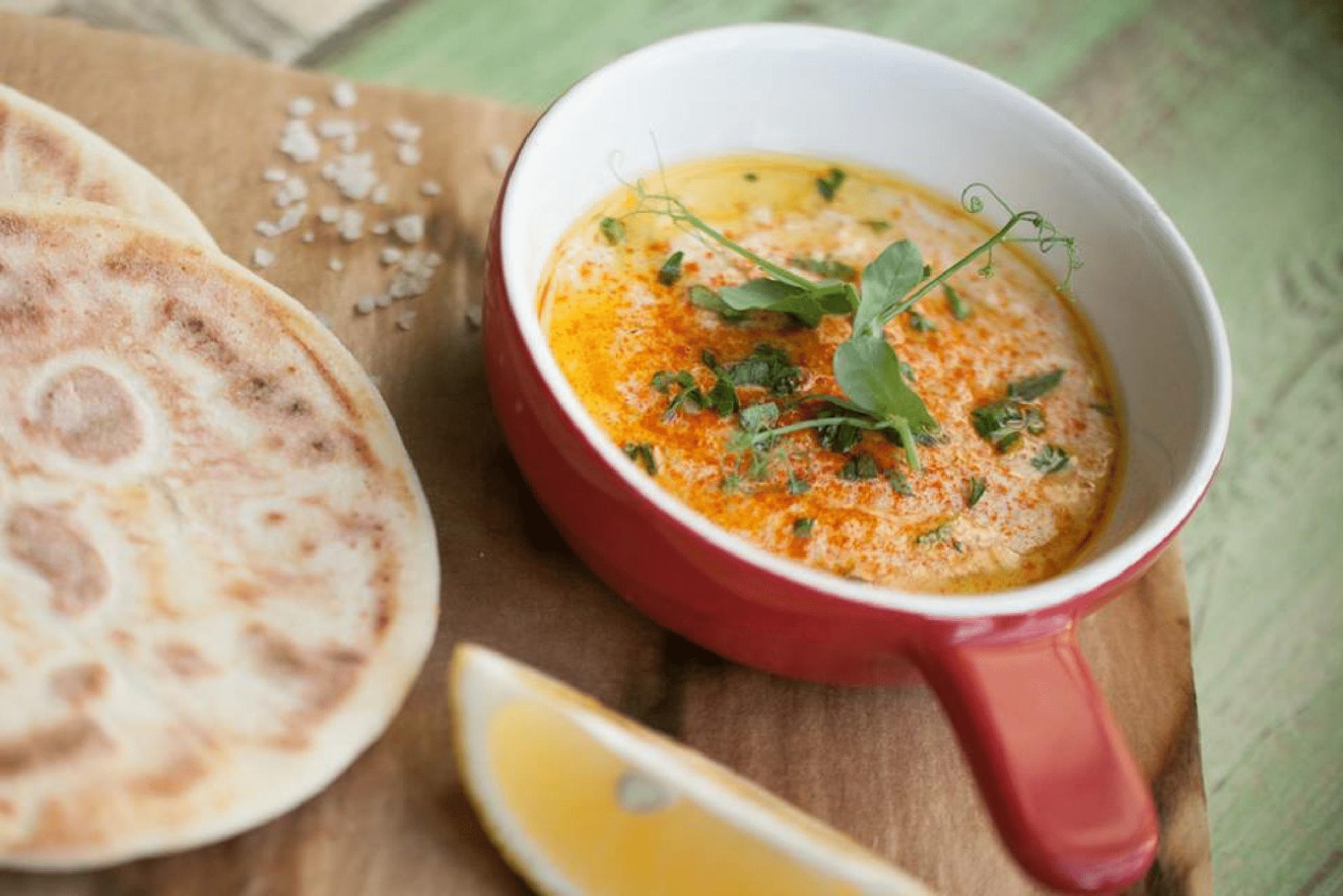 Приготовление Хумуса из Нута в Домашних Условиях 60