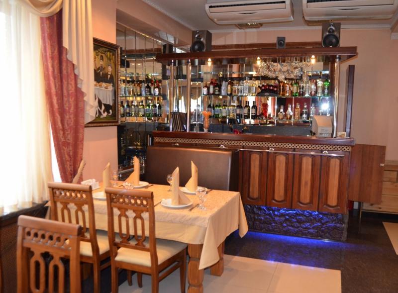 Ресторан Барбарис фото 2