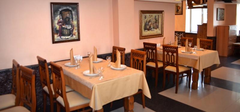 Ресторан Барбарис фото