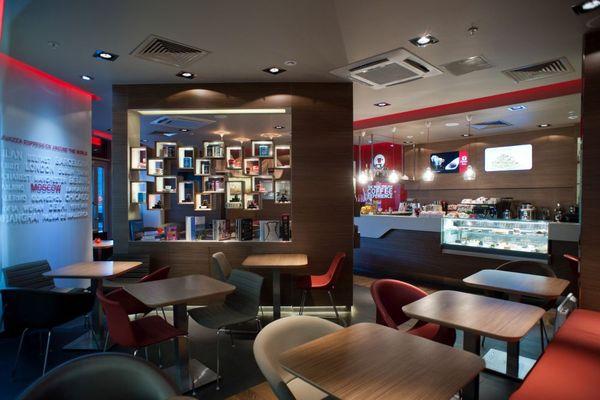 Кафе Lavazza Espression в Марьиной Роще фото 1