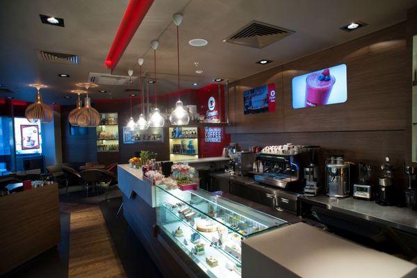 Кафе Lavazza Espression в Марьиной Роще фото