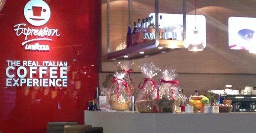 Кафе Lavazza Espression в Марьиной Роще фото 5