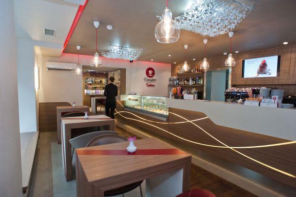 Кафе Lavazza Espression на Курской фото 3