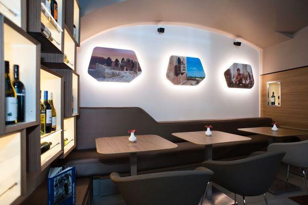 Кафе Lavazza Espression на Курской фото