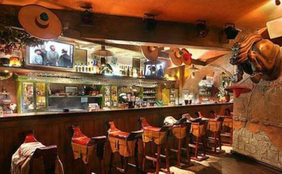 Мексиканский Ресторан Панчо Вилла на Октябрьской (Pancho Villa) фото 2