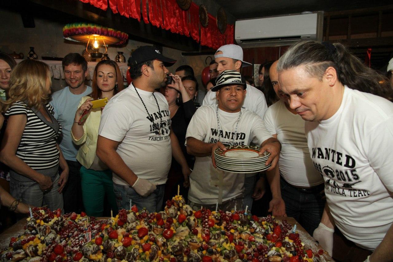 Мексиканский Ресторан Панчо Вилла на Октябрьской (Pancho Villa) фото 18