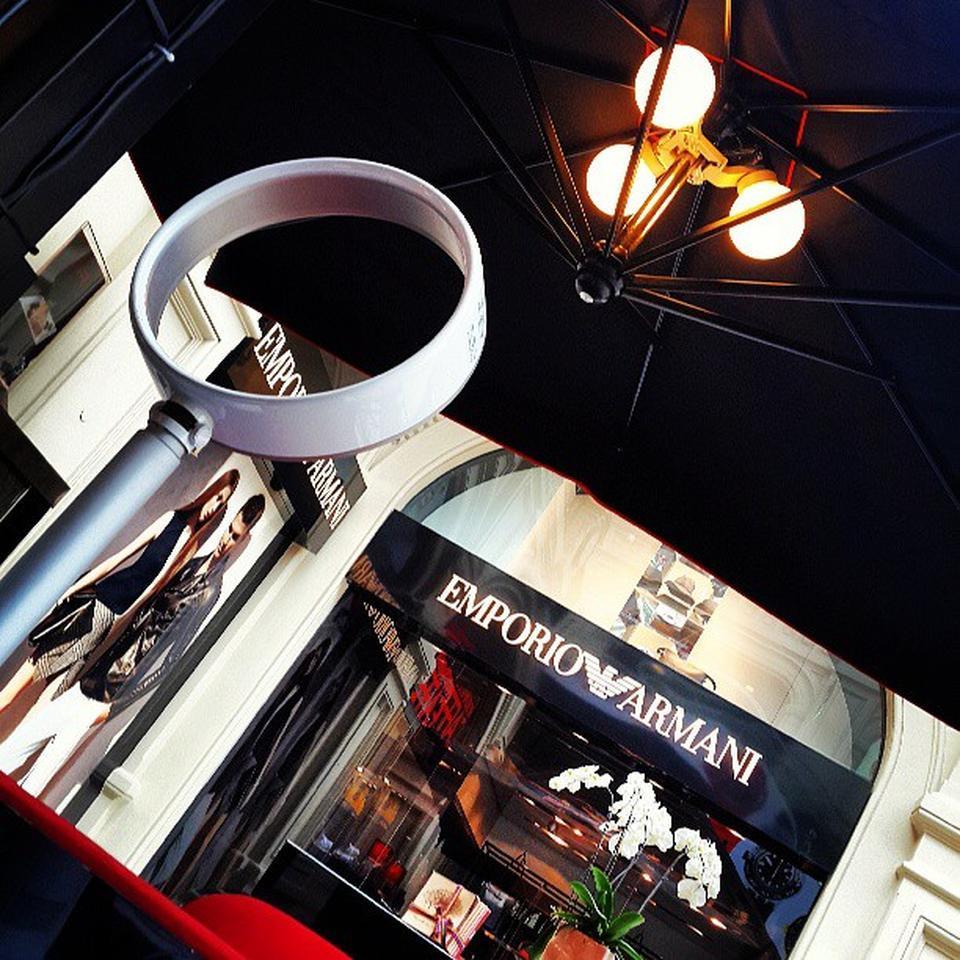 Кафе Emporio Armani Caffe фото 1