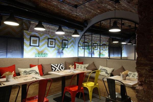 Американское Кафе MeatBall Heaven (Митбол Хэвен) фото 3