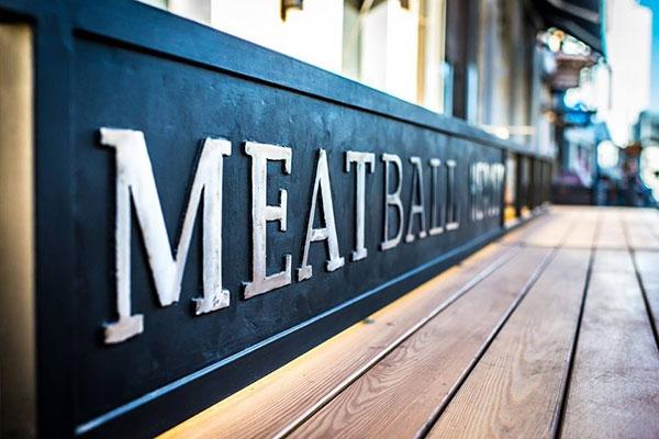 Американское Кафе MeatBall Heaven (Митбол Хэвен) фото 4