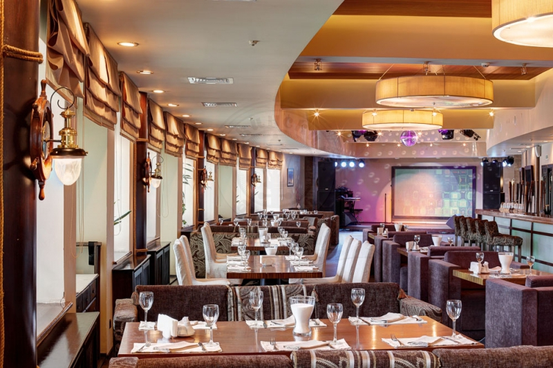Ресторан Бакинский бульвар - Аврора в Медведково фото 12