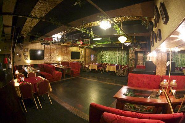 Ресторан Золотой Дракон фото