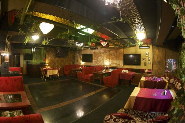 Ресторан Золотой Дракон фото 12