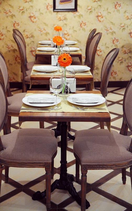 Ресторан Де Пари фото 2