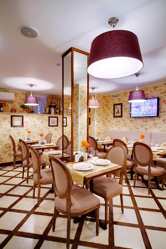 Ресторан Де Пари фото 8