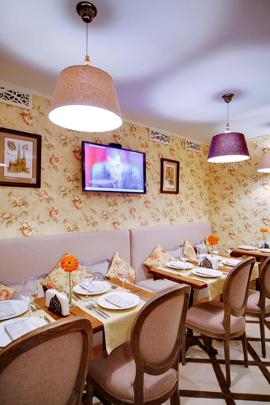 Ресторан Де Пари фото 5