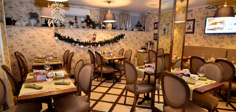 Ресторан Де Пари фото 10