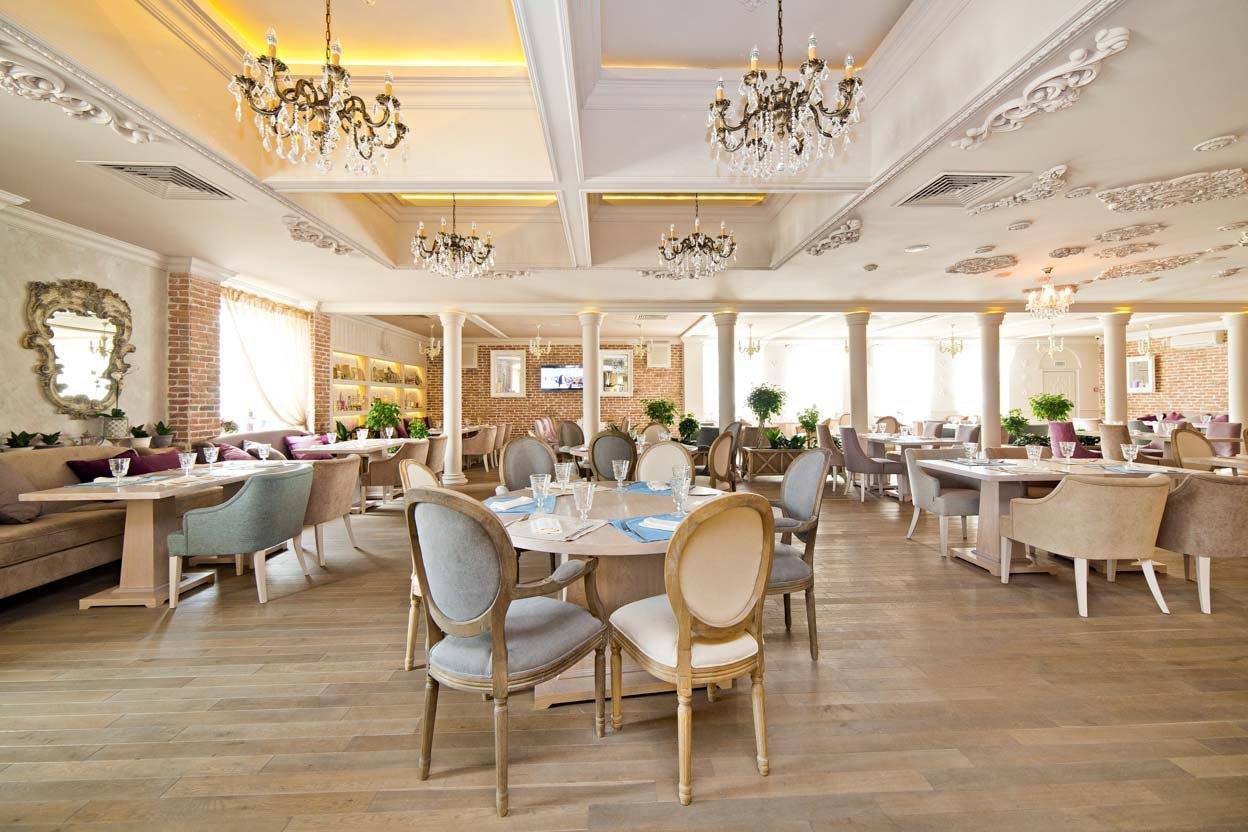 Итальянский Ресторан Вилладжио (Villaggio) фото 1