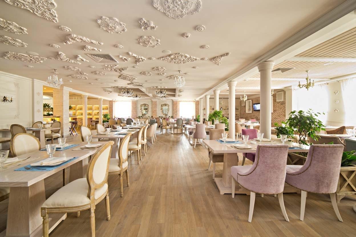 Итальянский Ресторан Вилладжио (Villaggio) фото 11