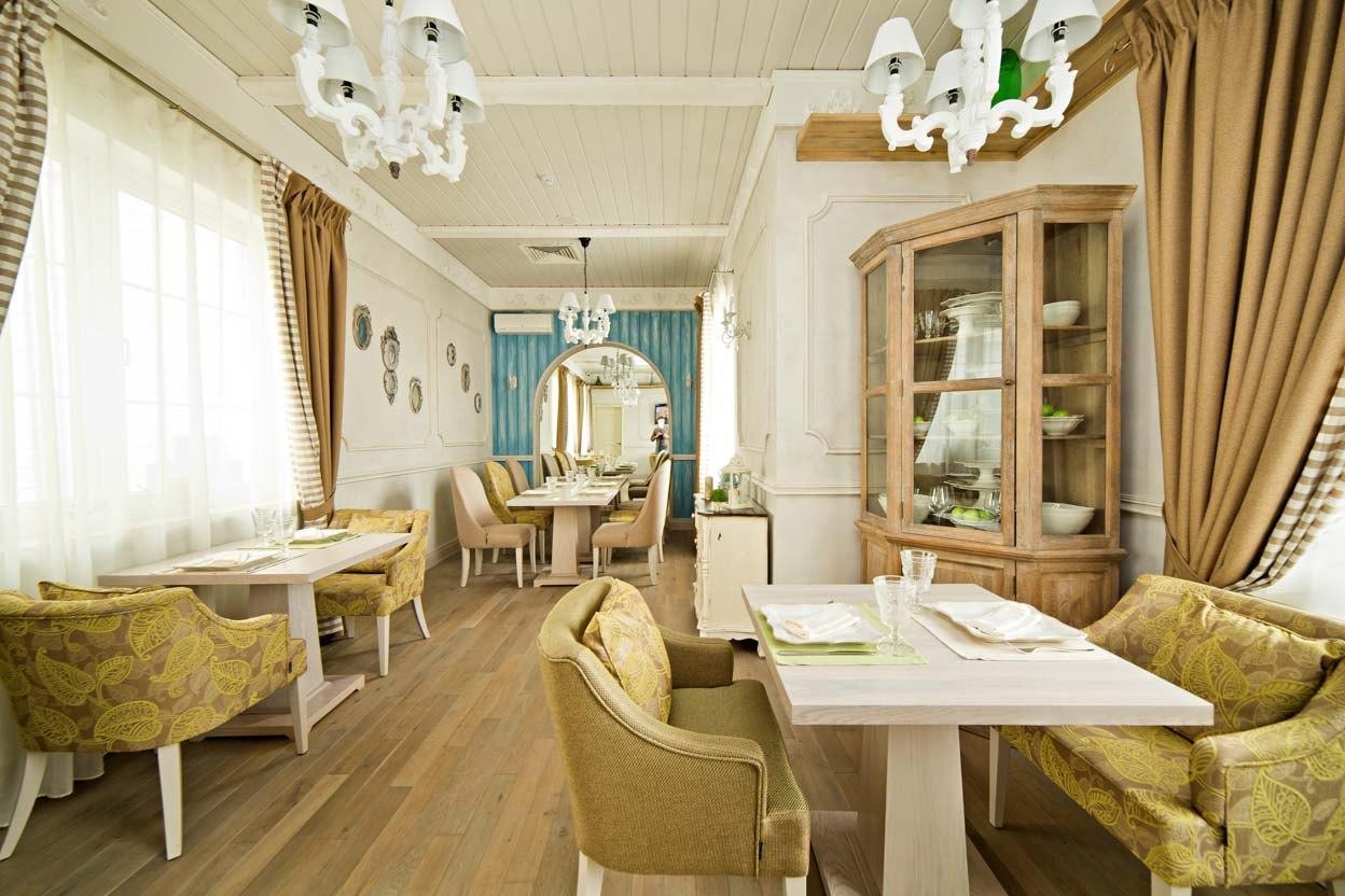 Итальянский Ресторан Вилладжио (Villaggio) фото 19