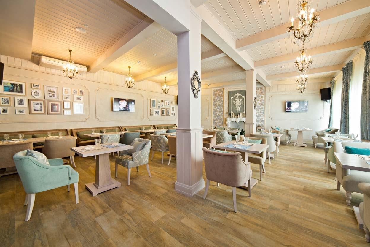 Итальянский Ресторан Вилладжио (Villaggio) фото 2