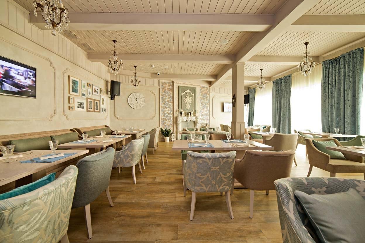 Итальянский Ресторан Вилладжио (Villaggio) фото 3
